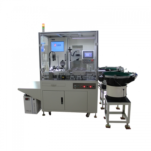 Safety Laser Marking Visual Judgment Integrated Machine